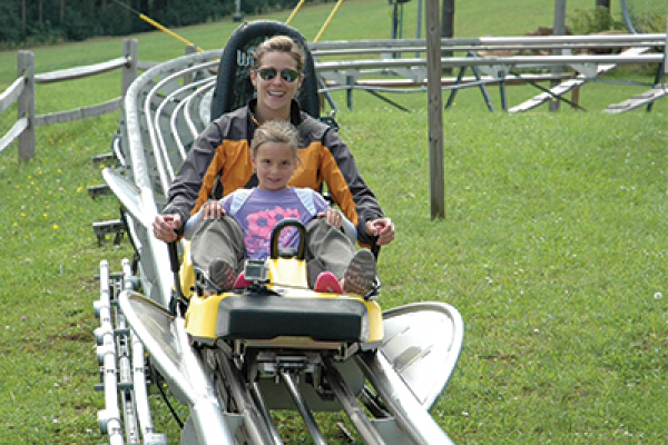 Mountain Coaster at Wisp Resort