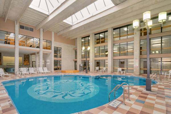 Hotel Amenity - Indoor Heated Pool