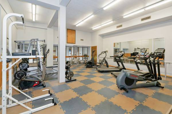 Hotel Amenity - Fitness Center