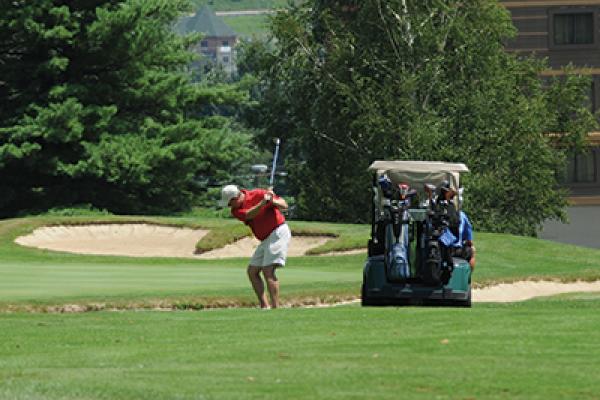 Golf Course at Deep Creek Lake