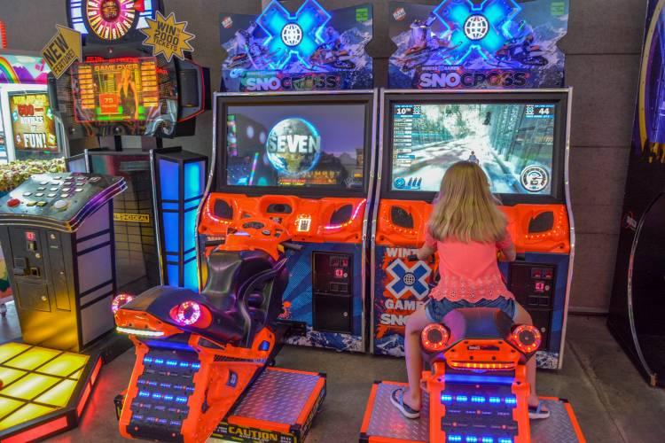 Arcade  at Deep Creek Lake
