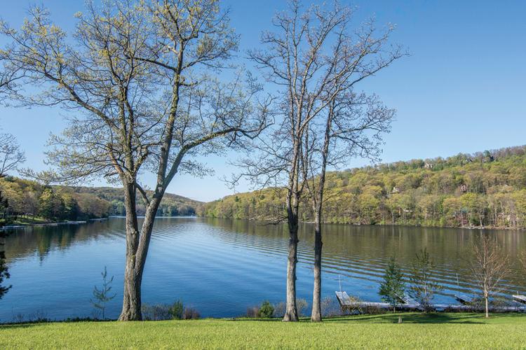 Spring at Deep Creek Lake