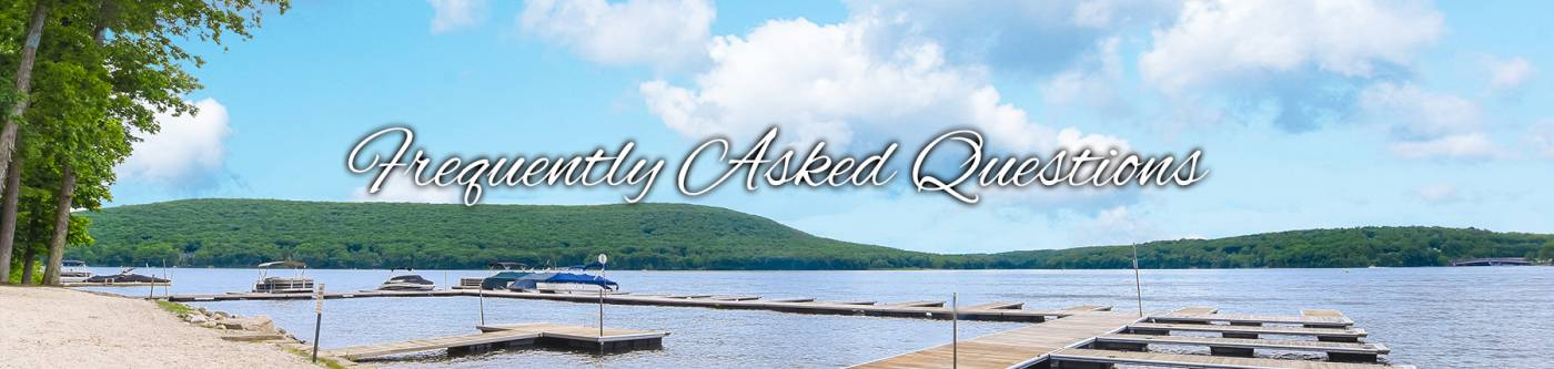 Frequently Asked Questions | Will O' The Wisp at Deep Creek Lake