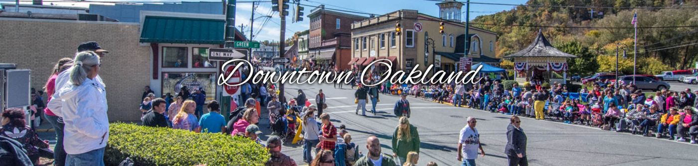 Autumn Glory Parade in Downtown Oakland