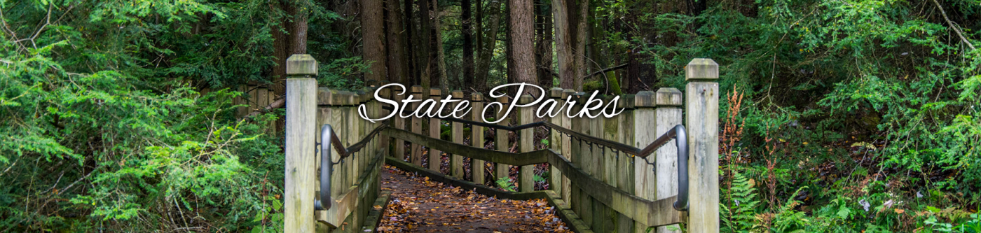 State Park Hiking Trail